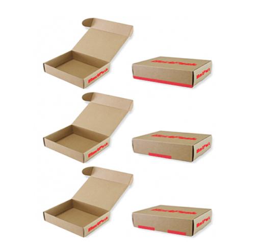封箱機紙箱 - 紙箱成形示意圖 -4