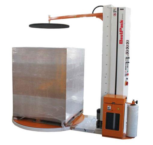 sw801s 加壓胶膜裹包机