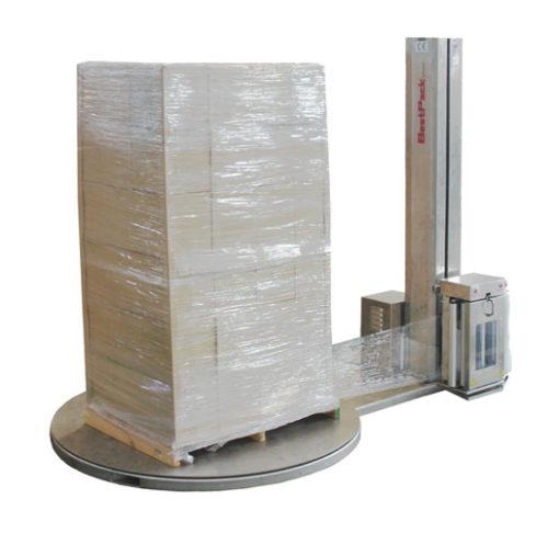 sw801s - 2+0122 胶膜裹包机