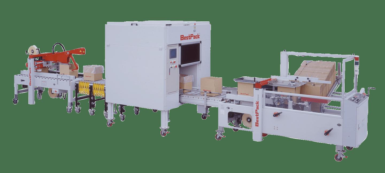 封箱機 - 天珩機械 - 系統自動化規劃